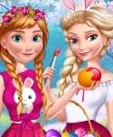 Princesses Easter Fun!