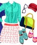 Barbie Back To High School