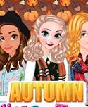 Autumn Ladies Cozy