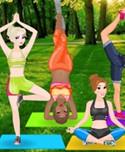 Princess Yoga Game