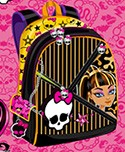 Design Your Monster High Backpack!
