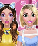 Futuristic Girls Makeover!