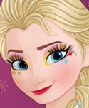Now And Then Ice Princess Makeup