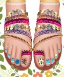 Design My Beach Pedicure