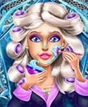 Snow Queen Real Makeover!