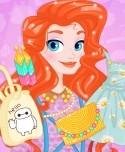 Princess Overalls Style