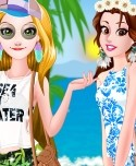 Princesses California Summer
