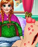 Anna Foot Check-Up