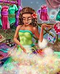 Exotic Girl Wardrobe