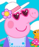 Pig Family Dress Up