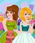 Glam Girls Shopping Spree