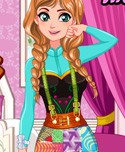 Annies Patchwork Overall