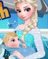 Elsa Caesarean Birth