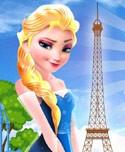 Ellie goes to Paris