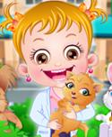 Baby Hazel Pet Hospital!