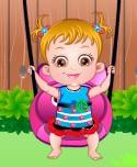 Baby Hazel Playdate!