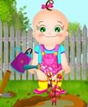 لعبة أطفال مزرعة النونة السعيدة