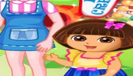 Dora At Park