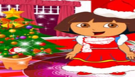 Dory Christmas Room