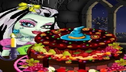 Monsters Fruit Pie