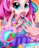 Pinkie Pie Nail Spa