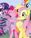 My Little Pony Jelly Match
