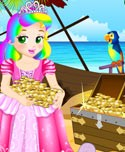 Princess Juliet Escapes Treasure Island 2