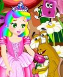 Princess Juliet Hardest Escape Wonderland!