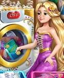 Rachel Laundry Day!