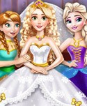 Rapunzel Princess Wedding!