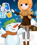 Make a Snowman!