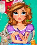 Sofia The First Tree Accident