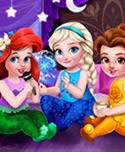 Toddler Princesses Slumber Party!